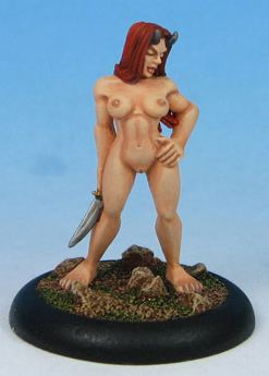 Lyn: Succubus by CMON Miniatures