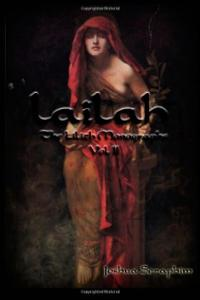 The Lilith Monographs: Volume II: Lailah Book Cover, written by Joshua Seraphim
