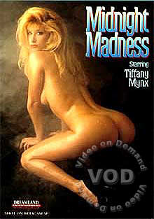 Midnight Madness DVD Front Box Cover