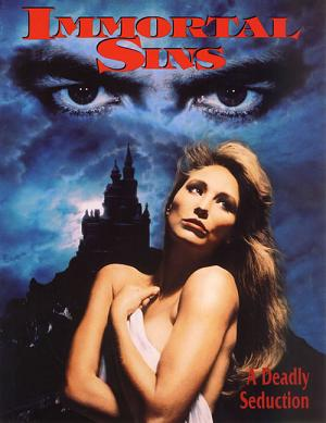 Immortal Sins Video Box Cover