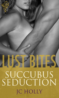 Succubus Seduction eBook Cover, written by J.C. Holly