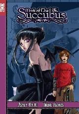 Cover of Mark of the Succubus vol. 1 (2005), Art by Irene Flores