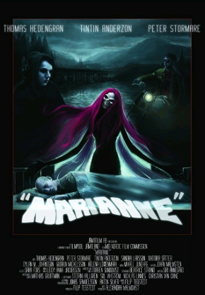 Teaser poster for the film Marianne, Copyright © 2011 by 2Jämtfilm. All Rights Reserved.