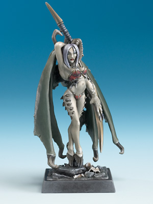 Succubus Figurine by Freebooter Miniatures