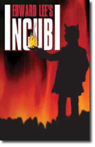 Incubi Book Cover, written by Edward Lee