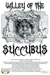 Valley of the Succubus Film Poster