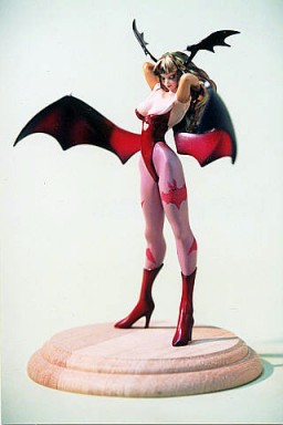 Morrigan Aensland Figurine by H.B. Company