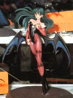 Morrigan Aensland Figurine by T's System
