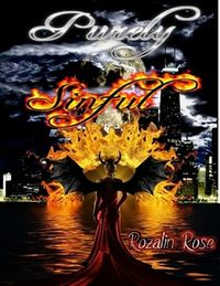 Purely Sinful eBook Cover, written by Rozalin Rose