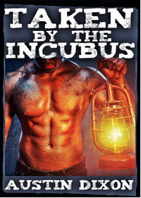 Taken by the Incubus eBook Cover, written by Austin Dixon
