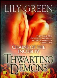 Thwarting Demons eBook Cover, written by Lily Green
