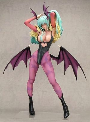 Morrigan Aensland by Max Factory