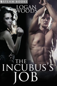 The Incubus's Job eBook Cover, written by Logan Woods