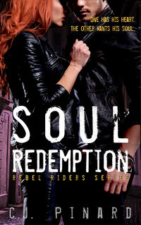 Soul Redemption eBook Cover, written by C.J. Pinard