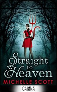 Straight To Heaven Republish eBook Cover, written by Michelle Scott