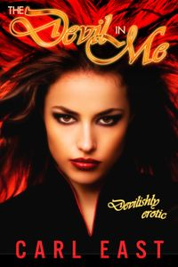 The Devil in Me eBook Cover, written by Carl East