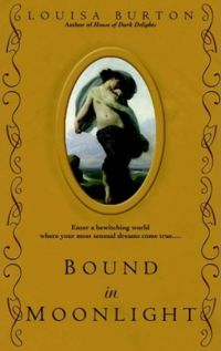 Bound in Moonlight Book Cover, written by Louisa Burton
