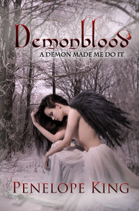 A Demon Made Me Do It Revised Book Cover, written by Penelope King