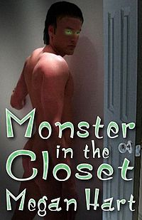 Monster In The Closet eBook Cover, written by Megan Hart