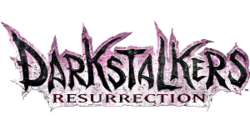Darkstalkers Resurrection Logo.png