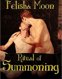 Ritual of Summoning eBook Cover, written by Felisha Moon