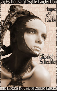 House of Sable Locks eBook Cover, written by Elizabeth Schechter