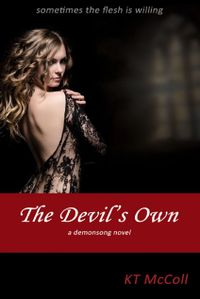 The Devil's Own eBook Cover, written by KT McColl