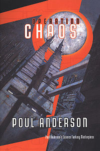 Operation Chaos Book Cover, written by Poul Anderson