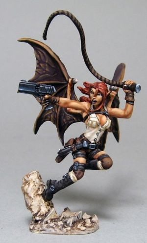2011 ReaperCon Limited Edition Sophie Figurine by Reaper Miniatures