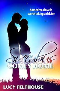 Succubus Comes Home eBook Cover, written by Lucy Felthouse