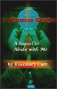 Crimson Death eBook Cover, written by Rosemary Carr