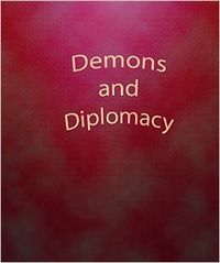 Demons and Diplomacy eBook Cover, written by Dou7g and Amanda Lash