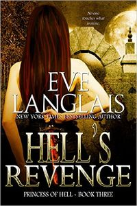 Hell's Revenge eBook Cover, written by Eve Langlais