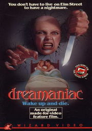 DVD Box cover of the movie Dreamaniac