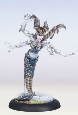 Succubus Figurine by Privateer Press