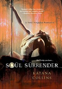 Soul Surrender eBook Cover, written by Katana Collins