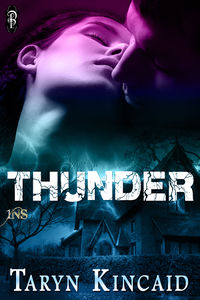Thunder eBook Cover, written by Taryn Kincaid