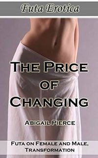 The Price of Changing eBook Cover, written by Abigail Pierce