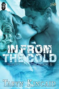 In From the Cold eBook Cover, written by Taryn Kincaid
