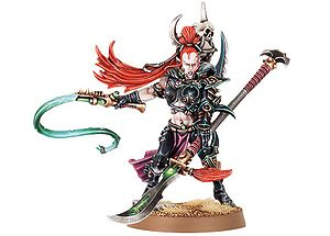 Dark Eldar Succubus Figurine by Games Workshop