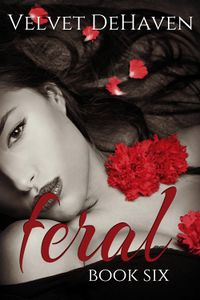 Feral: Book Six eBook Cover, written by Velvet DeHaven