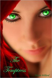 The Temptress eBook Cover, written by Nicole Willard