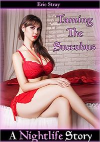 Taming the Succubus eBook Cover, written by Eric Stray