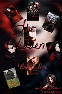 The Hidden-Book One eBook Cover, written by C. R. Myers