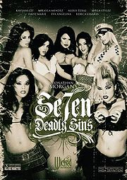 Seven Deadly Sins DVD Cover