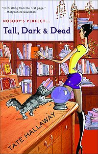 Tall, Dark & Dead Book Cover, written by Tate Hallaway
