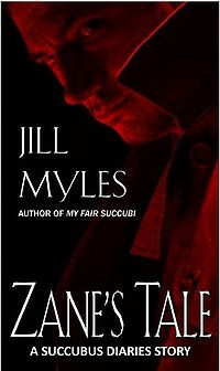 Zane's Tale eBook Cover, written by Jill Myles