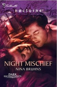 Night Mischief Book Cover, written by Nina Bruhns