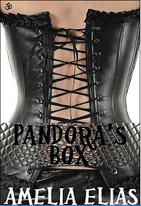 Pandora's Box eBook Cover, written by Amelia Elias