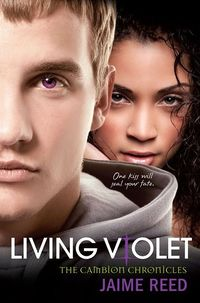 Living Violet Book Cover, written by Jaime Reed